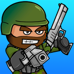 Mini Militia - Doodle Army 2 MOD APK (Unlimited Nitro)