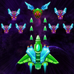 Galaxy Attack: Alien Shooter MOD APK (All Ships Unlocked)