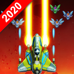 Galaxy Invaders: Alien Shooter MOD APK (Unlimited Money)