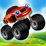 Monster Trucks Game for Kids 2 MOD APK (Unlimited Stars)
