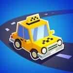 Taxi Run - Crazy Driver MOD APK