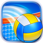 Volleyball Champions 3D MOD APK (Unlimited Money)