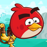 Angry Birds Friends MOD APK (Unlimited Power Ups)