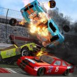 Demolition Derby 2 MOD APK (Unlock All Cars)