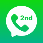 2nd Line: Second Phone Number MOD APK