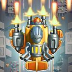 HAWK: Galaxy Shooter MOD APK (Unlimited Money)