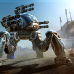 War Robots MOD APK (Unlimited Gold & Silver)