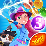 Bubble Witch 3 Saga MOD APK (Unlimited Lives)