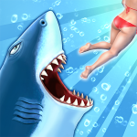 Hungry Shark Evolution MOD APK (Unlimited Diamonds)