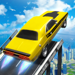 Ramp Car Jumping MOD APK (Unlimited Money)