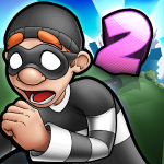 Robbery Bob 2: Double Trouble MOD APK (Unlimited Money)