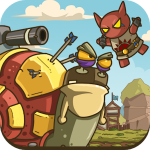 Snail Battles MOD APK (Unlimited Health)