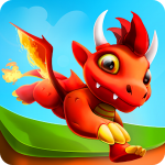 Dragon Land MOD APK (Unlimited Diamonds)