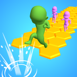 Do Not Fall .io MOD APK