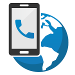 MobileVOIP Cheap international Calls MOD APK