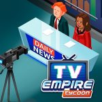 TV Empire Tycoon MOD APK (Unlimited Money)