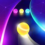 Dancing Road: Color Ball Run! MOD APK (Unlimited Lives)