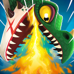 Hungry Dragon MOD APK (Unlimited Coins)