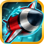 Tunnel Trouble 3D Space Jet Game