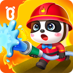 Baby Panda's Fire Safety MOD APK