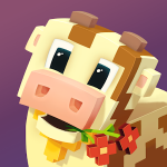 Bricky Farm MOD APK (Unlimited Gems)
