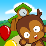 Bloons Monkey City MOD APK (Unlimited Bloonstones)