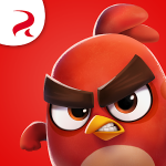 Angry Birds Dream Blast MOD APK (Unlimited Moves)