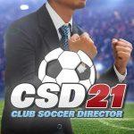 Club Soccer Director 2021 MOD APK