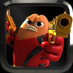 Killer Bean Unleashed MOD APK (Unlimited Ammo)