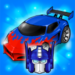 Merge Battle Car MOD APK (Unlimited Coins)