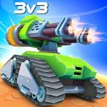Tanks A Lot! MOD APK (Unlimited Gems)