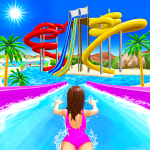 Uphill Rush Water Park Racing MOD APK (Unlimited Gems)
