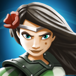 Darkfire Heroes MOD APK (Unlimited Mana)