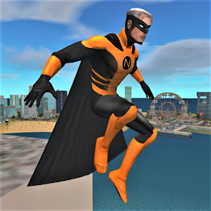 Naxeex Superhero MOD APK (Unlimited Money)