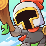 Retro Hero Mr Kim MOD APK (Unlimited Ruby)