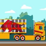Trucker Joe MOD APK (Unlimited Money)