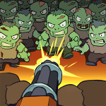 Zombie Idle Defense MOD APK (Unlimited Money)