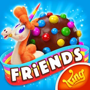 Candy Crush Friends Saga MOD APK (Unlimited Lives)