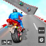 Police Bike Stunt Games MOD
