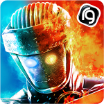 Real Steel Boxing Champions MOD APK (Unlimited Money)