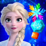 Disney Frozen Adventures MOD APK (Unlimited Heart)