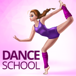 Dance School Stories MOD APK (Unlimited Tickets)