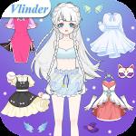 Vlinder Princess (Unlock All Clothing)