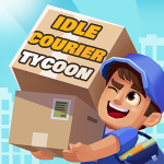 Idle Courier Tycoon MOD APK (Unlimited Money)