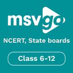 msvgo: NCERT, CBSE, ICSE Class MOD